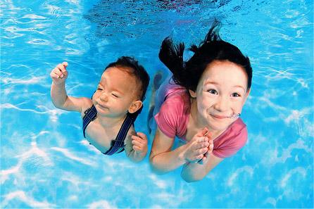 Babyschwimmen Pirna